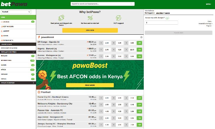 Sportybet Kenya App
