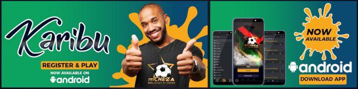 mCHEZA mobile app
