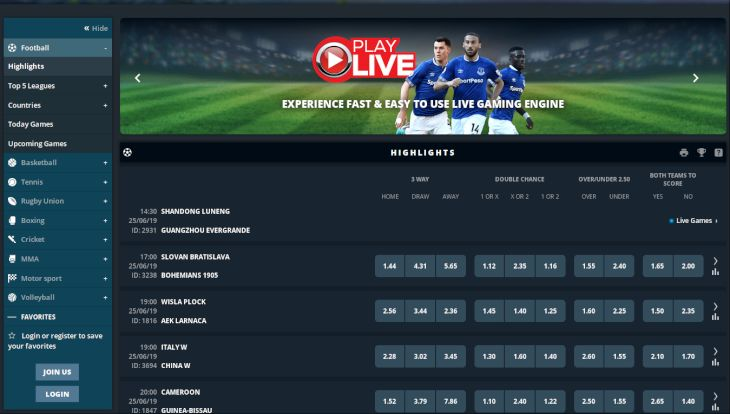Sportpesa: How to Get in the Game with Mobile App - Login